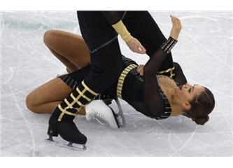 Buz Pateninde Kıyafet Eleştirisi