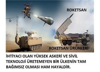 """""""Amerika'nın Sesi""""ne Göre """"Türkiye, Afrin'de Kendi Ürettiği Silahları mı Test Ediyor?"""""""