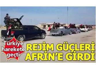 """""""Suriye Milis Güçleri"""" Ne demek? Afrin'e Girdiler mi?"""
