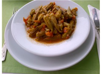 Sevilmeyen Yemekler (Bamyanın Püf Noktası)
