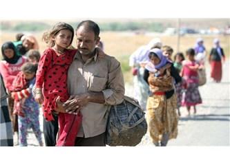 Mülteci; Biz de Başka Ülkelere Gidelim; Terörü Bahane Eder Ya da Herkes Geldi Bize Yer Kalmadı Deriz