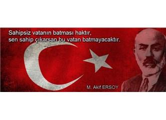 Mehmet Âkif Ersoy'un (O Zamana Yakışmayan) Cenaze Töreni