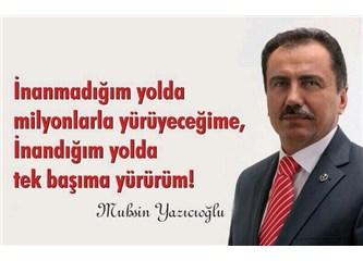 Sonsuzlukta Muhsin Yazıcıoğlu