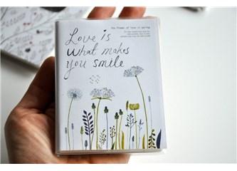 Yazarken Aşık Olun