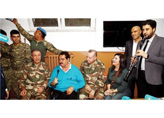 Sanatçıların Askerleri Ziyareti Askerlerin Moralini mi Yükseltmiştir Yoksa AKP'nin Oylarını mı?