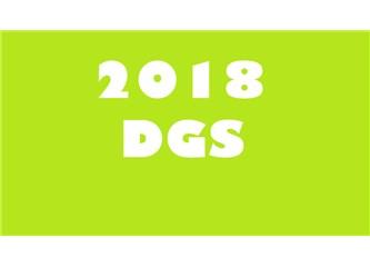 2018 DGS Günlüğüm 3 :)