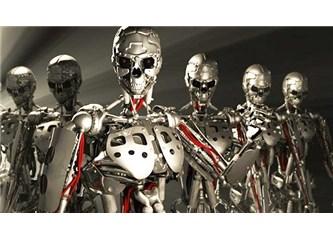 Teknoloji Katil Robotlar mı Üretecek?