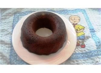 Tencerede Kakaolu Kek