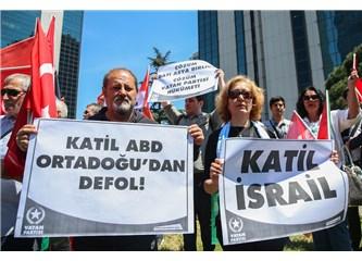 Filistin Konusunda Muhalefetin Dediğini Yapsaydık Şimdi Biz de İsrail Askerine Taş Atıyor Olurduk