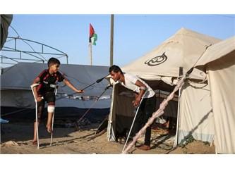 Filistinli Şehit Kız: Ölünce, Ağdaki Balıklar Gibi Yaşamaktan Kurtulacağız