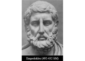 Empedokles ve Elementler Felsefesi