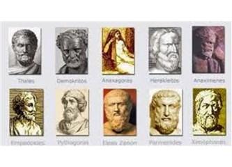 Doğa Filozoflarına Neden Doğa Filozofları Denilmiş?