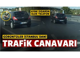 Trafik Canavarları Ölüm Saçıyorlar