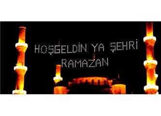 Ramazan  ve Hazreti  Mevlana