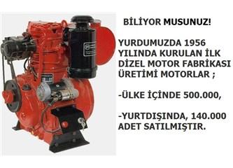 Türkiye'nin Motor Hikâyesi: Türkiye Motor Üretemiyor Değil, Alenen Ürettirilmiyor (1)