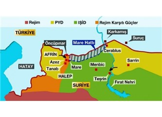 ABD/YPG Menbiç'ten Çıkacak mı? Yeni Bir Oyun mu?