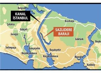 Kanal İstanbul...