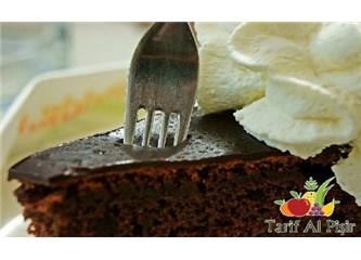 Kaymaklı Çikolatalı Kek Nasıl Yapılır?