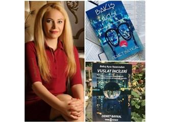 Yazar Söyleşilerinde Konuğum Kişisel Gelişim Uzmanı ve Yaşam Koçu Demet Baykal