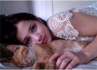 Kedinizin Yazlığa Alışması...