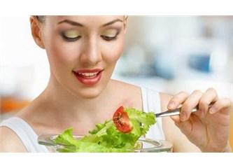 Kolesterolü İlâçsız Düşürmek İçin...