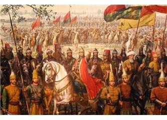 Yağmurdan Kaçarken Doluya Tutulanlar ve Fatih Sultan Mehmet