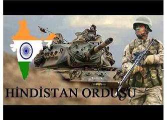 Hindistan Ordusu Dünyanın Sayılı Orduları Arasında, Yoksa Adamlar Mars'tan Savaşçı mı Getirdi?