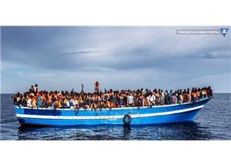 Türkiye Dünyanın Mülteci Teknesi mi?