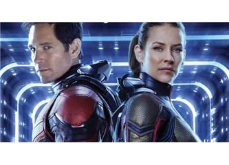Ant-Man ve Wasp: Geveze, Laubali ve Fazlasıyla Demode