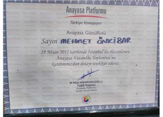 Anayasa Platformu