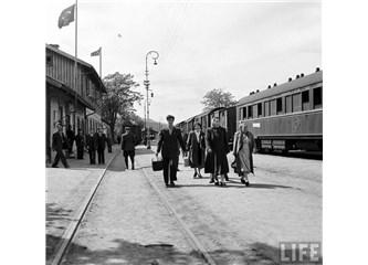 II. Dünya Savaşında Türkiye-Almanya İlişkilerinde Demiryollarımız