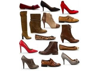 Ve Kadın Ayakkabı ile Buluştu