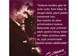 Atatürk'ü Örnek Al Hükümetim