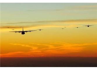 Uçaklar Havada Çarpışır mı?