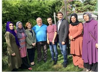 Ahde Vefâ Platformu'ndan Özal Ailesine Ziyaret