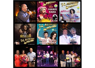 Marmara'nın İncisi Çınarcık 14. Altın Çınar Festivali  Muhteşemdi