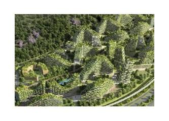 Yeşilin İçine Gömmeli Şehirleri