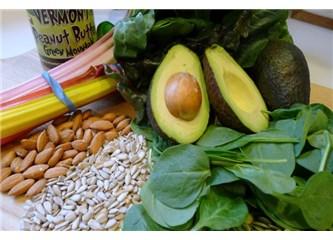 Kanserden Koruyan Antioksidan; E Vitamini