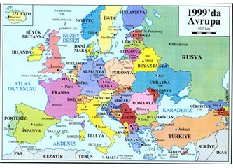 Türkiye, Amerika'dan Uzaklaşmalı, Avrupa'ya Yaklaşmalı