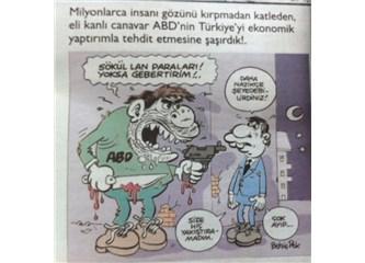 Türk Halkı Amerika'ya Düşman, Amerikan Dolarına Dost!