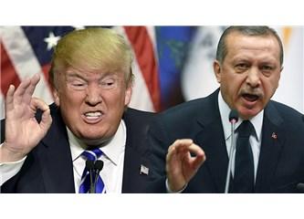 Trump Erdoğan'ı Güçlendirmek İçin mi Oynuyor?