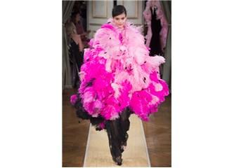 2018 Paris Haute Couture Moda Haftası'nın Gözalıcı Parçaları