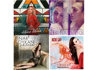 Ece Seçkin, Edis & Emina, Pınar Soykan ve Demet Sağıroğlu..
