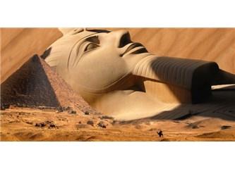Cehennemin Taşlarını Firavunlar Döşeyecek