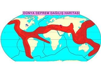 Orta Kuşak Deprem Gerçeğinde Korkutan İhtimal; Dünya Ortadan İkiye mi Bölünüyor?