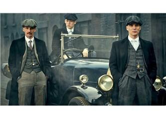 Bir Gangster Dizisi; Peaky Blinders!