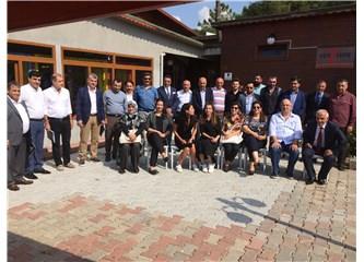 Av. Vahit KAYA organizasyonuyla İstanbul'daki Diyarbakırlı İş İnsanları Buluşması