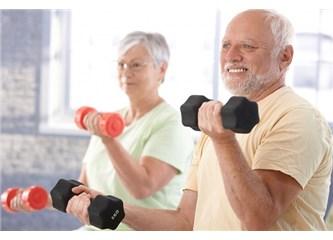 Yaşlılıkta Diyet ve Spor Önerileri Beni Güldürüyor, Huzura Manken Olarak mı Çıkacağız?