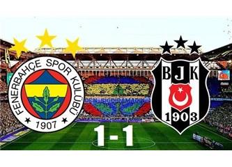 Fenerbahçe Çıkışa Geçemiyor.