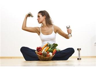 Kolay Kilo Vermek İçin Metabolizmayı Hızlandırmanın 7 Yolu